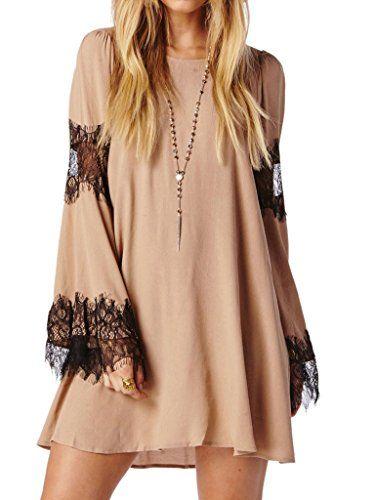 Choies Women's Lace Panel Flare Sleeve Draped Bacj Dress Party Mini Dress 6 Choies http://www.amazon.com/dp/B015H341VS/ref=cm_sw_r_pi_dp_.2IZwb006XYR7