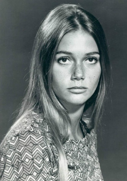 Peggy Lipton, circa 1968 publicity photo for The Mod Squad