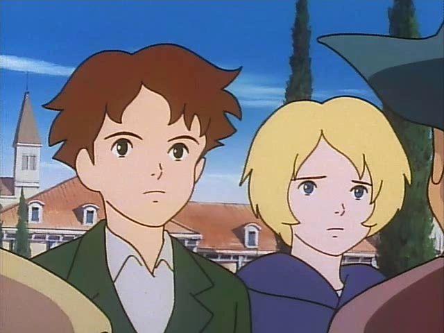 عهد الاصدقاء روميو وبيانكا Old Anime Anime Love Studio Ghibli Art