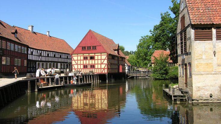The Old Town Museum in Aarhus