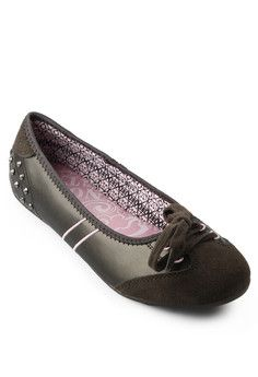 Vinta Ladies Flat Shoes