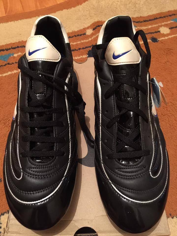 05f9707d4 1998 Nike Mercurial 2 Vapor SG NEW, ITALY 12.5 US tiempo superfly R9  ronaldo 659658858930 | eBay