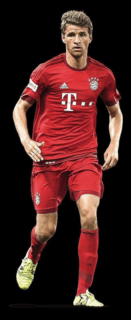 Müller Bayern Munchen - FCB #Bundesliga - http://www.marco-reus-trikot.de/thomas-muller-deutschland-trikot/