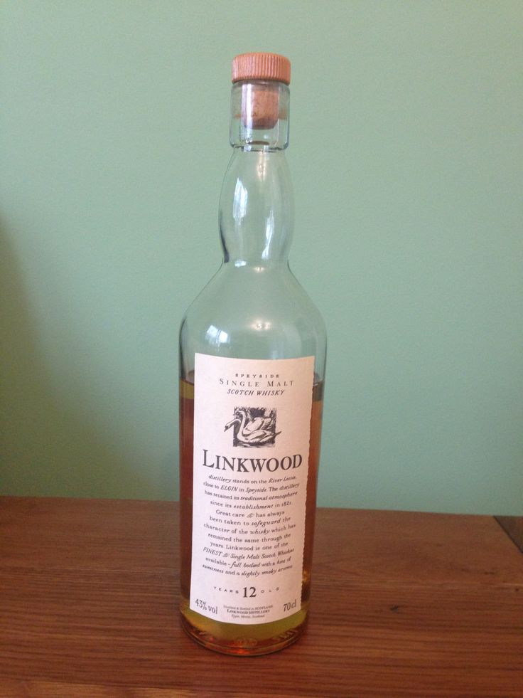 Linkwood - Aged 12 Years - Single Malt
