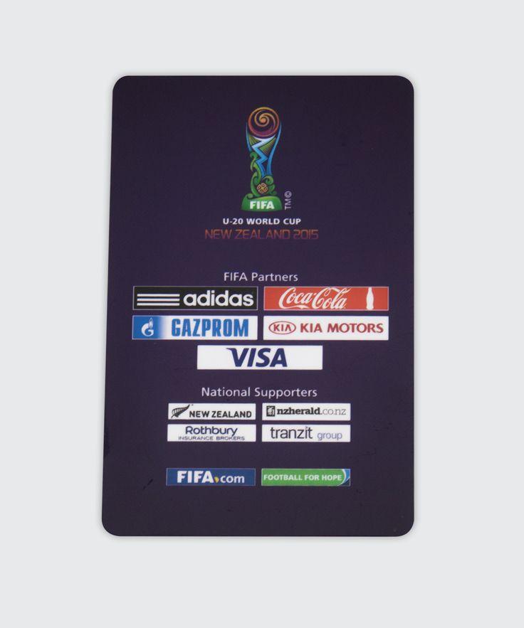 FIFA Hotel Card