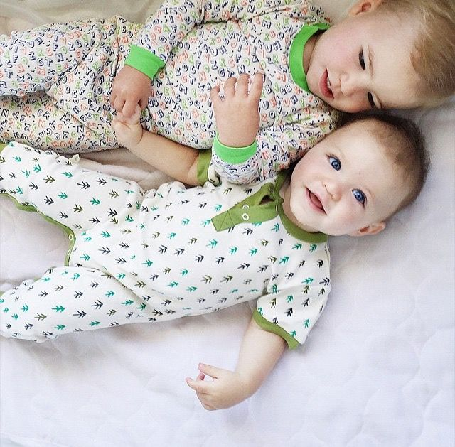 Pajamas Pyjamas Jammies by Parade Organics Baby Co.