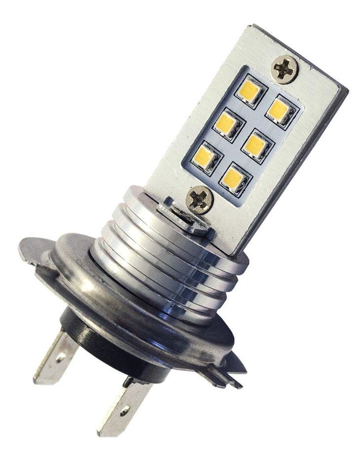 Ledlampa H7 xenonvit 12 x samsungdioder