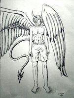 Manga Drawings by jenniffitta