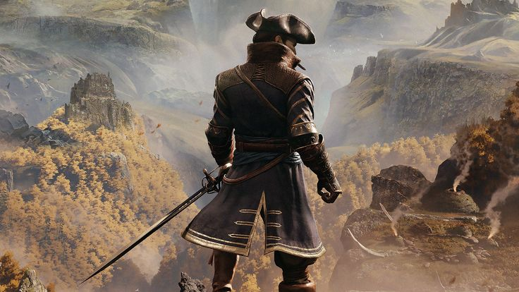GreedFall: Building a Unique  Fantasy World The developers behind GreedFall an u…