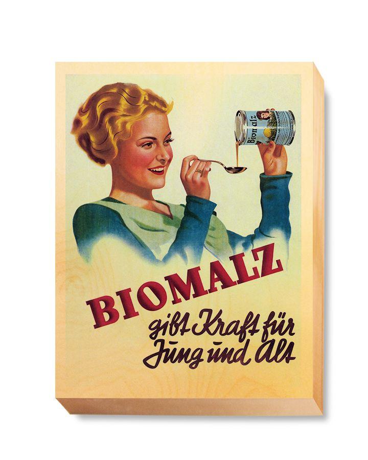 ADV 107 Advertising Art Biomalz