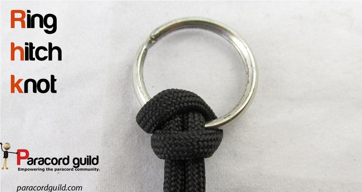 A better ring hitch knot. A tutorial.