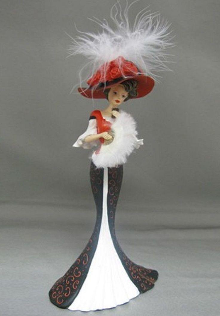 231 Best Victorian Figurines Images On Pinterest