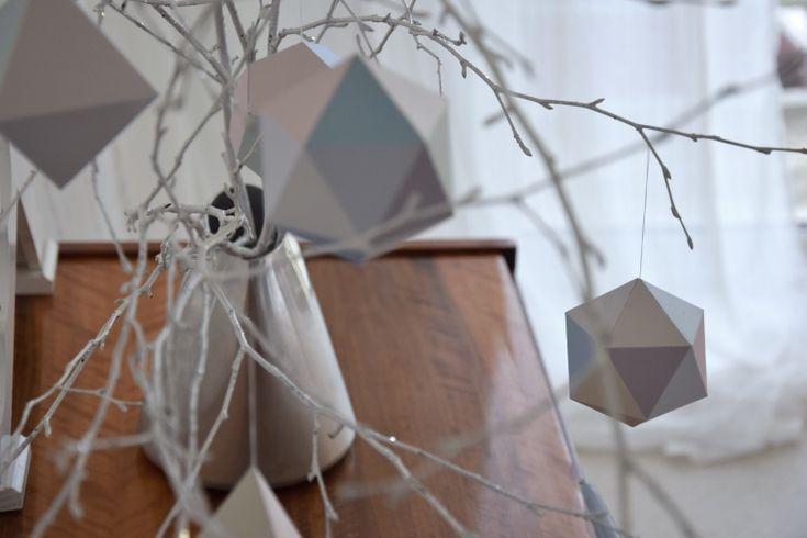 diy printable template / paper crafts / diamond garland in pastel colours - šablony na papírové diamanty v pastelových barvách ke stažení na blogu http://tamarki.cz/papirove-diamanty/