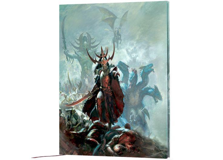 Warhammer: Dark Elves Limited Edition