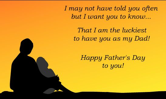 Happy Fathers Day Greetings | HD Desktop Wallpaper Collections