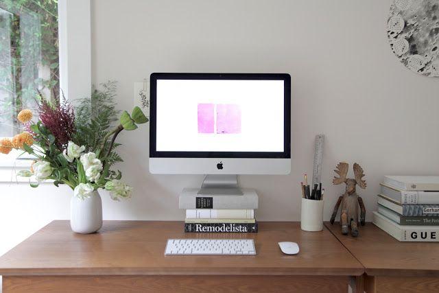 Emily Blass's Studio photographed by Kate Danson