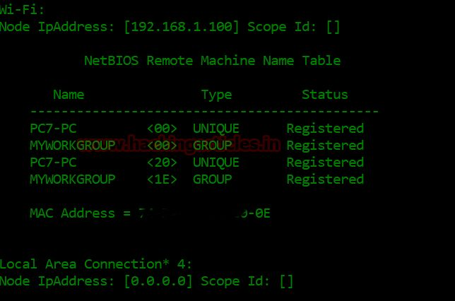 From Wikipedia NETBIOS (Network Basic Input/output System) NETBIOS is a service which allows communication between applications such as printer or other computer in Ethernet or token ring network via NETBIOS name. NETBIOS name is 16 digits long character assign to a computer in workgroup by WINS...