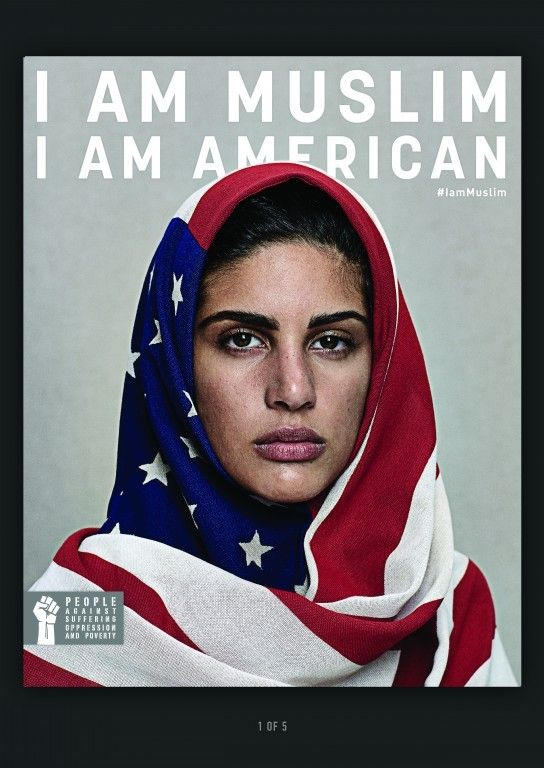 """I am American"" by VML South Africa for PASSOP"