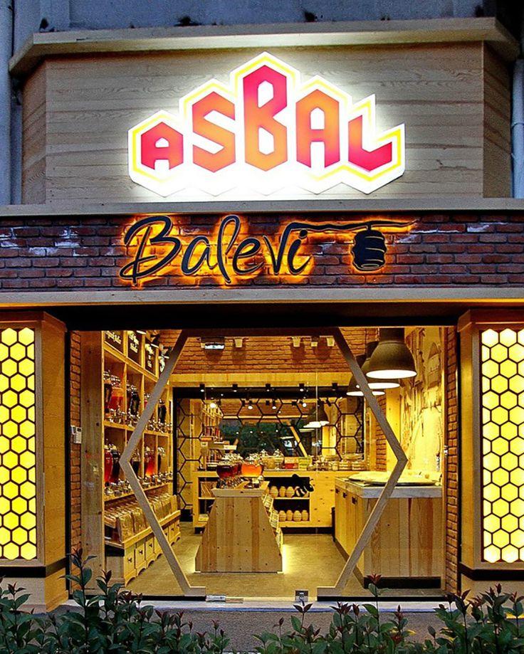 Asbal Balevi Bursa Turkey Only Honey Food Retail