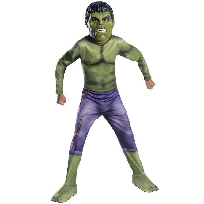 Disfraz de Hulk Av2 Classic para niño