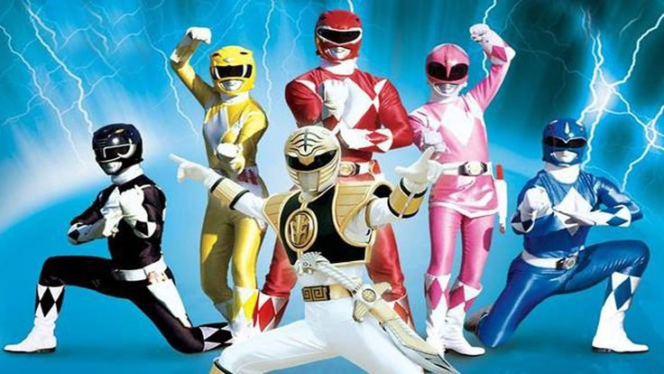 Mighty Morphin Power Rangers Season 1 Episode 43, 44, 45, 46