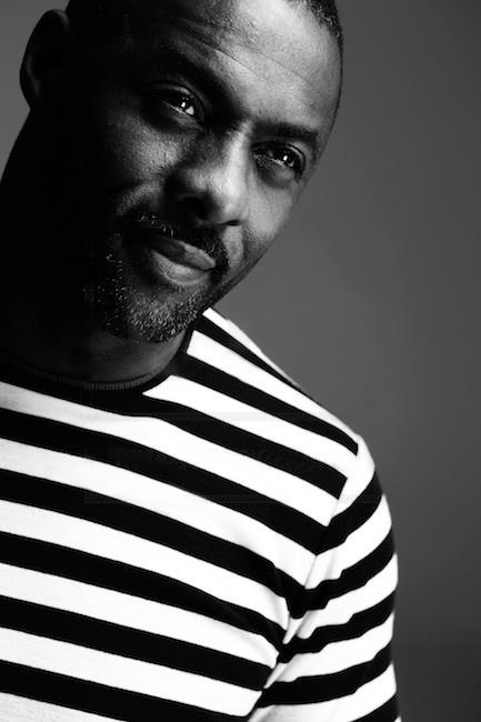 Idris Elba *faints with big grin on face*