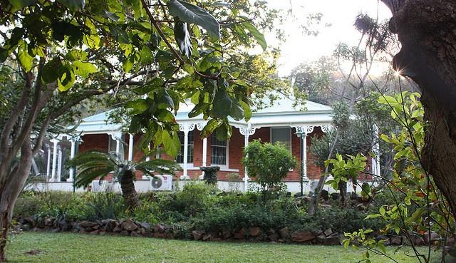 Natal Herbarium - Botanic Gardens Durban