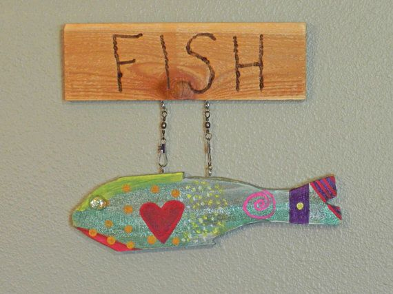 Wooden Fish Wall Decor 55 best wooden fish images on pinterest | wooden fish, fish art
