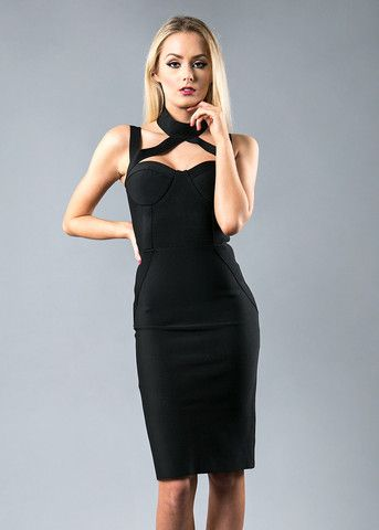Diana Bandage Dress