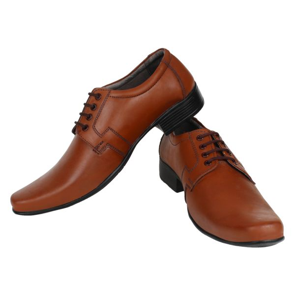 Shop online for Pure leather Brown  Formal shoe in India at Kraftly.com, Shop from Catchy Bird, BRFOSH37298YIV19644, Easy Returns. Pan India. Affordable Prices. Shipping. Cash on Delivery.
