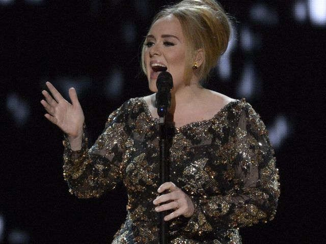 Adele hits Radio City (and NBC) for first concert in years via @USATODAY