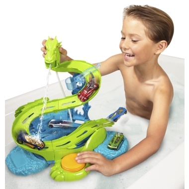 Floating Hot Wheels Play Set :) $21.99