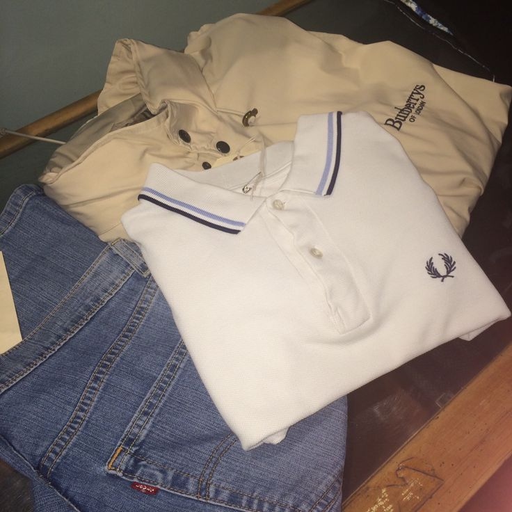 Fred Perry !