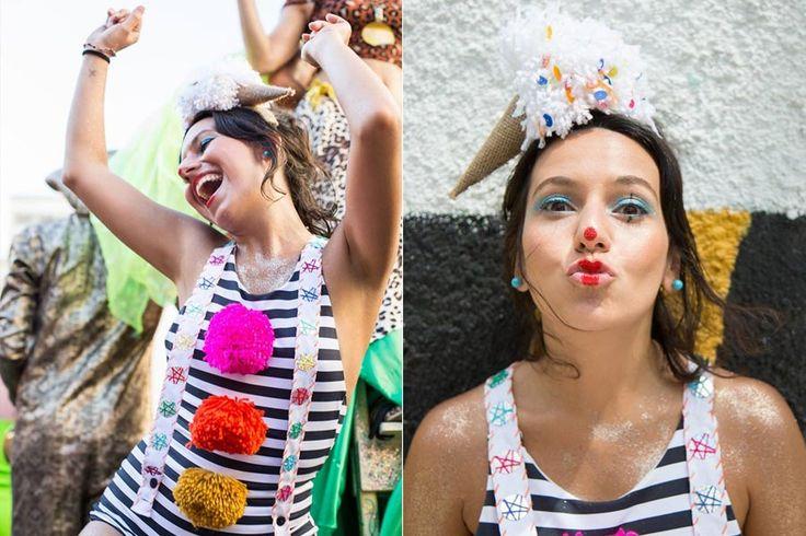 A Farm acaba de lançar sua nova coleção de Carnaval! Sempre falo desses looks aqui pois são charmosos e super adequados para quem quer se fantasiar sem ficar suando. São fantasias levinhas e não convencionais, uma super inspiração pra DIY (faça você mesma). A maioria das roupas tem body como peça principal, mas reparem nos detalhes dos acessórios e das maquiagens. É isso que faz a diferença!Nesse ano minhas favoritas...