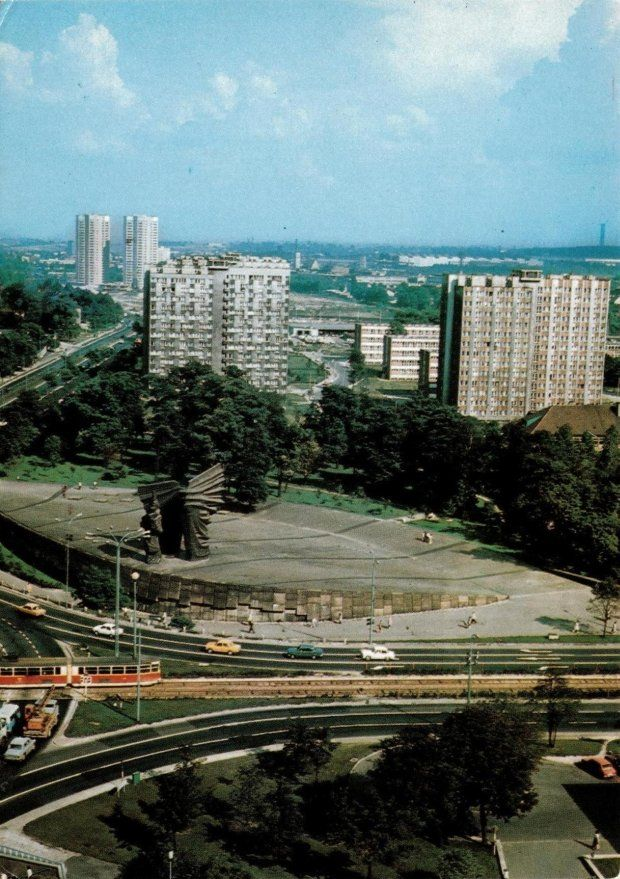 Katowice w czasach PRL-u