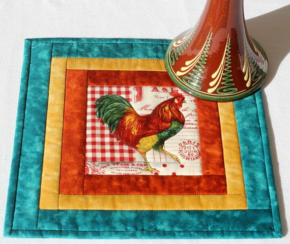17 Best Images About Applique Roosters On Pinterest The