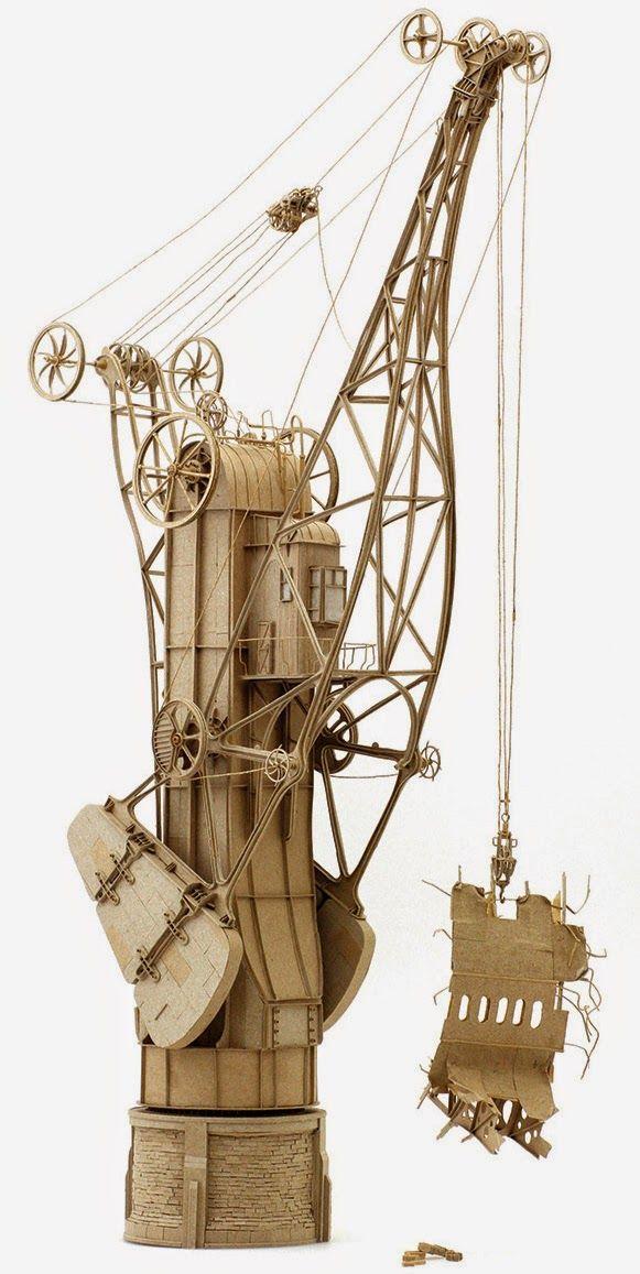 Máquinas de papelão – Bem Legaus