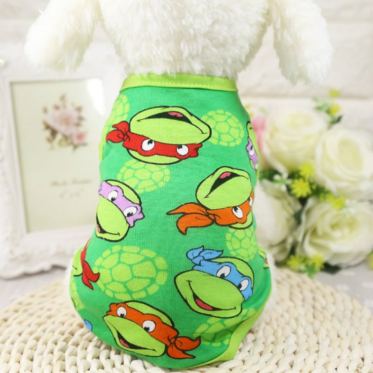Cheap dog vest, Buy Quality poodle clothing directly from China dog cute clothes Suppliers: Cheap Dog Clothes Cute Cartoon Dog Vest T-shirt Puppy Chihuahua Cat Clothes Dog tshirt Yorkies Poodle Shih Tzu Pet Clothing