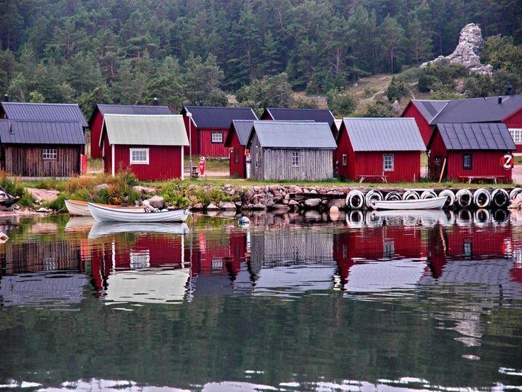 Voyage en famille : la Suède #1 - Something Beautiful