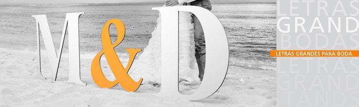 17 best ideas about letras gigantes en pinterest cartas for Letras gigantes para bodas baratas