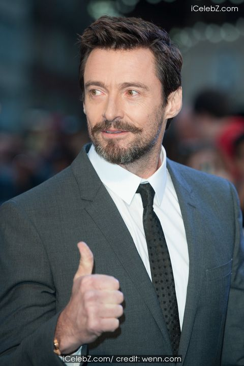 Hugh Jackman U.K. premiere of 'Noah' held at the Odeon Leicester Square http://www.icelebz.com/events/u_k_premiere_of_noah_held_at_the_odeon_leicester_square/photo32.html