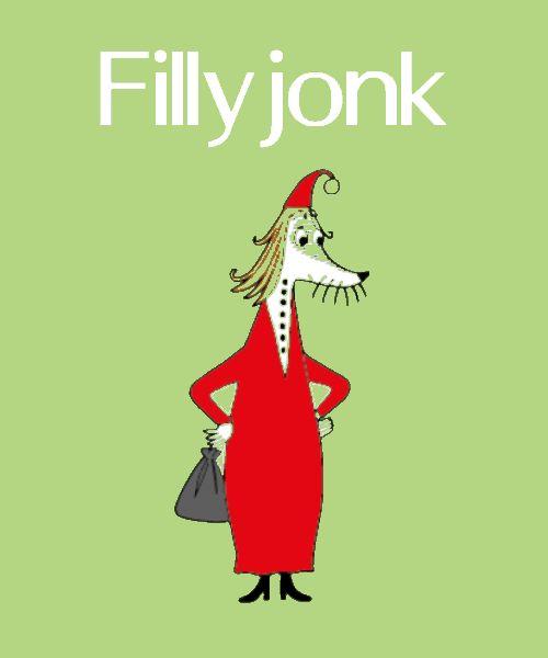Moomin Mugs : Fillyjonk