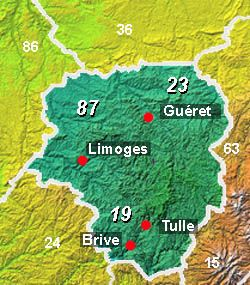 Limousin the region and its tourist attractions
