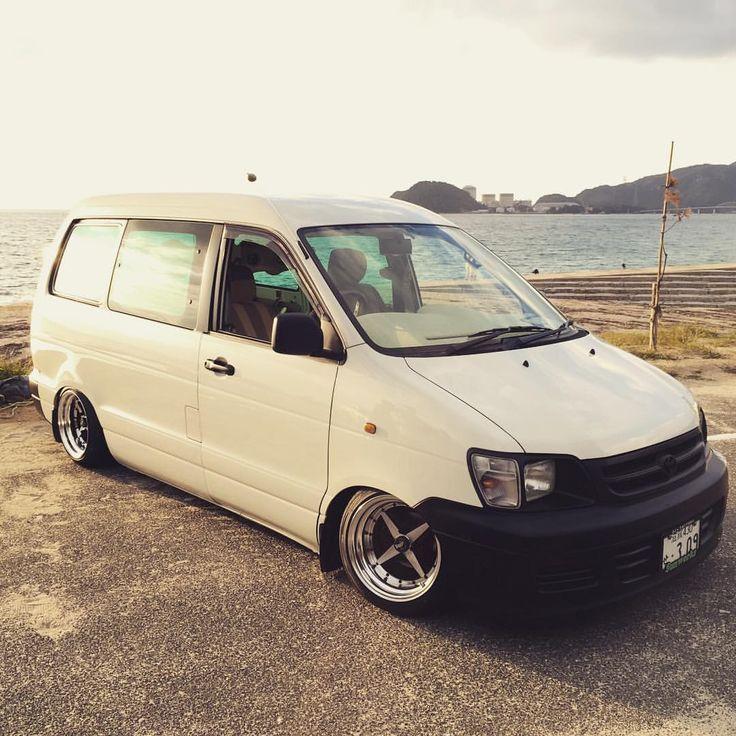 トヨタ タウンエース バン / Toyota Townace Van
