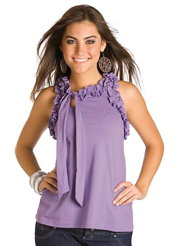 Blusas de fiestas: marzo 2011