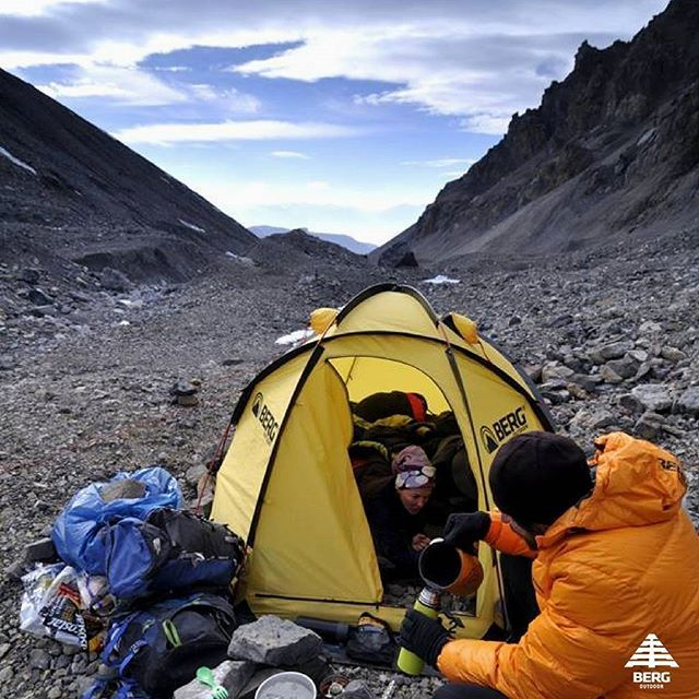 Reposting @bergoutdoor: Pedro Guedes wants to make every day a fascinating and unique adventure. That's why his explorer instinct doesn't make him stand still.  Pedro is a few days from leaving for the next expedition to Bhrikuti Shail (6361m) in Nepal and we'll follow his journey so stay tuned! 🌍🏔️🍃#tbt . . . #bergoutdoor #intotheworld #adventure #nature #hikemoreworryless #outdoor #outdoorlife #mountains #outdoorlovers #naturelovers #discover #wandering #explore #greatoutdoors…