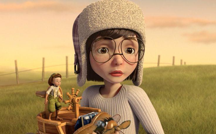 Un magnifique film d'animation intitulé «Soar». Il encouragera les…