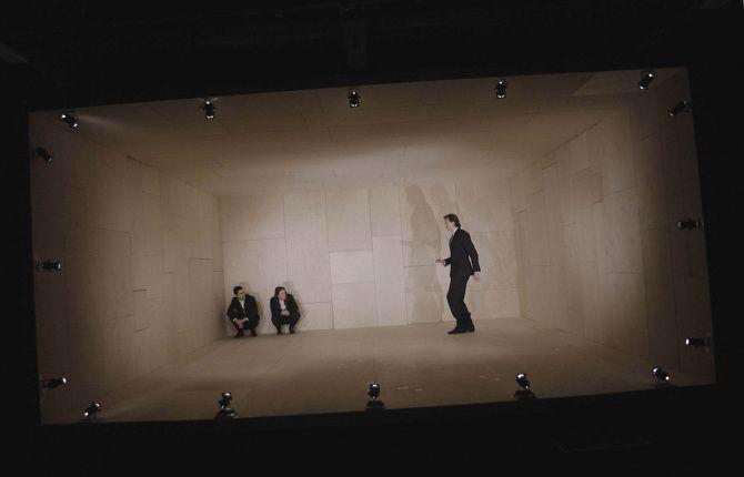 Den bedste af alle verdener - Scenograf Jonas Fly