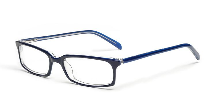 Bright Blue Glasses Frames : 17 Best images about Lunettes - Glasses on Pinterest ...
