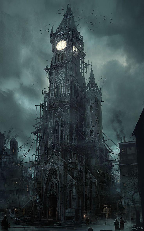thief___clocktower_by_matlatart-d6qokef[1]